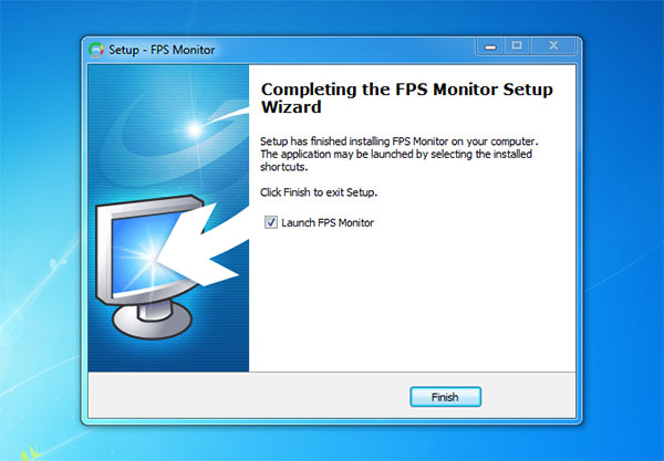 Best Free FPS counter for Monitor setup step 4