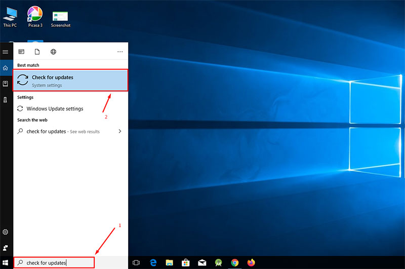 window update after second monitor not detected display