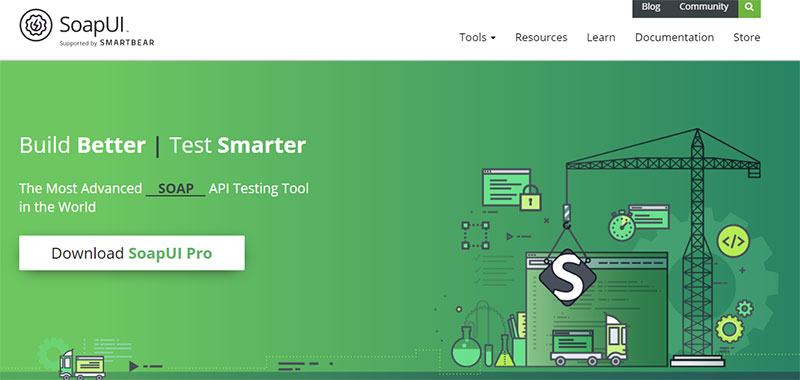 SoapUI Fastest API testing tool