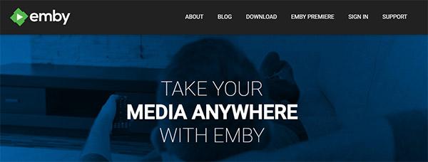 media center software