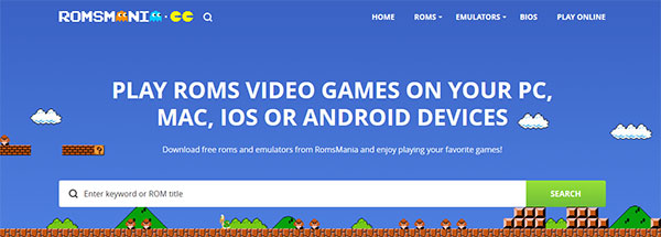 working and Safe ROMs romsmania for android