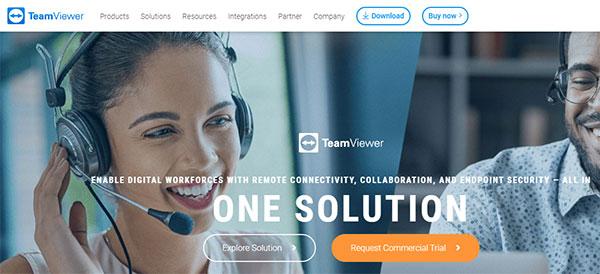 teamviewer vs. gsuit screen sharing and remote desktop software