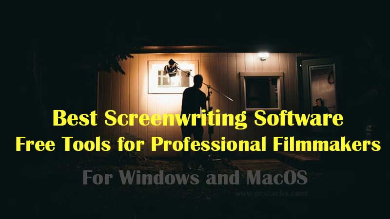 Best Screenwriting Software