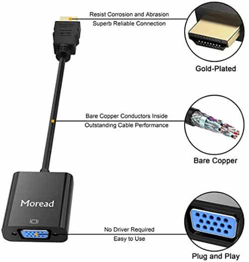 Moread HDMI Converter