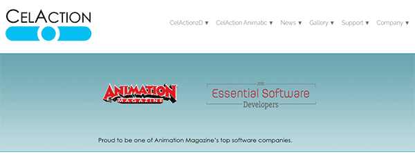 Celaction 2d animation software for PC