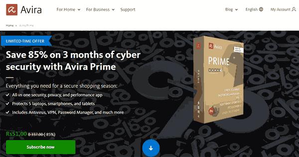 Avira Premium