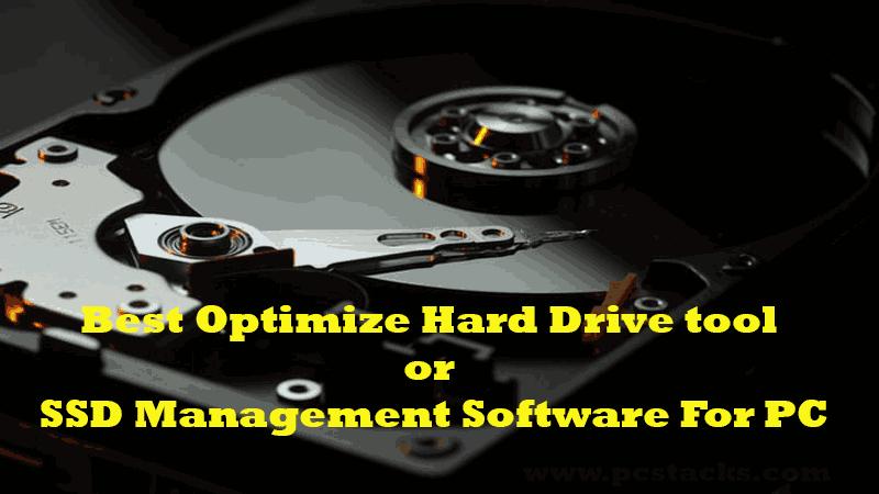 Best SSD Management Software