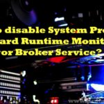 System Guard Runtime Monitor