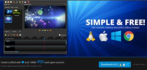 Simple and free Video editing software for PC, online faster & easier video Editor