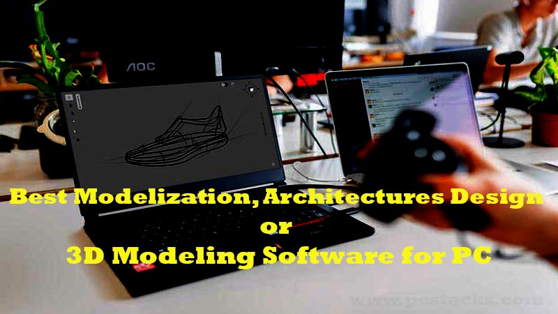 3D Modeling Software for PC