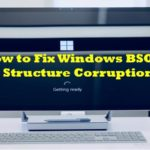 Critical Structure Corruption