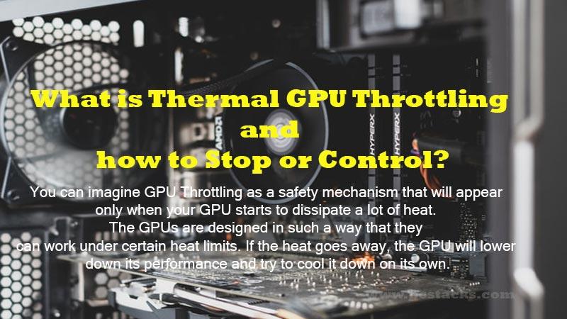 GPU Throttling