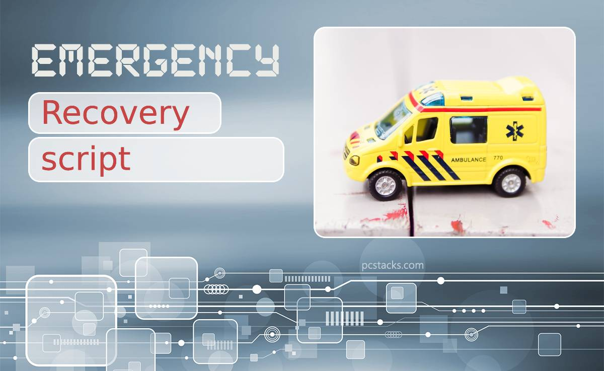 Emergency Recovery Script: the Ultimate Solution When You Can't Access Your WordPress Site