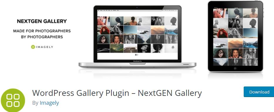 WordPress Gallery Plugin- NextGEN Gallery