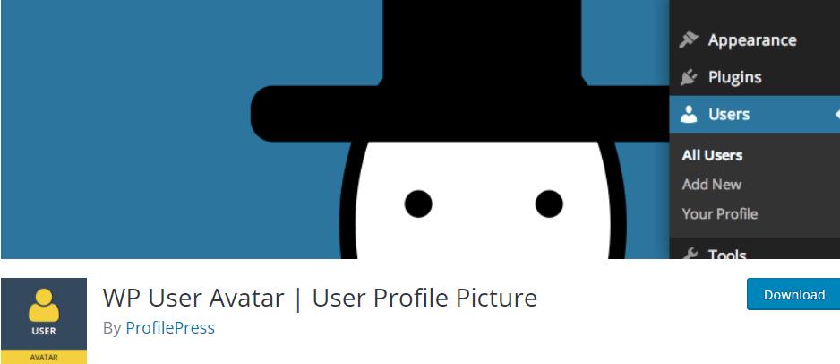 WP User Avatar / User Profile Picture