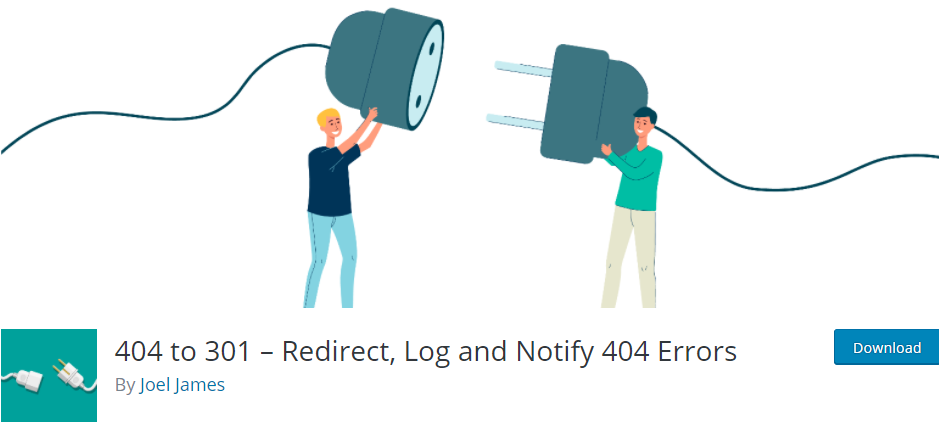 404 to 301 - Redirect, Log and Notify 404 Error
