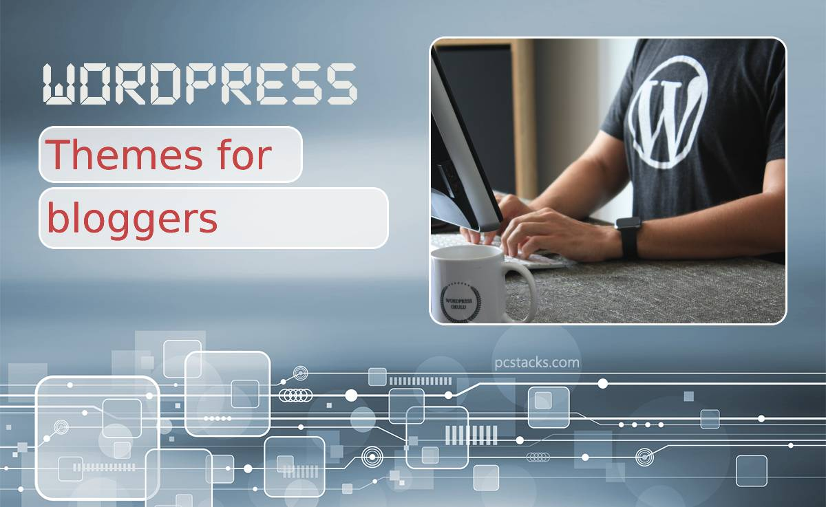 Four Stunning WordPress Themes for Bloggers