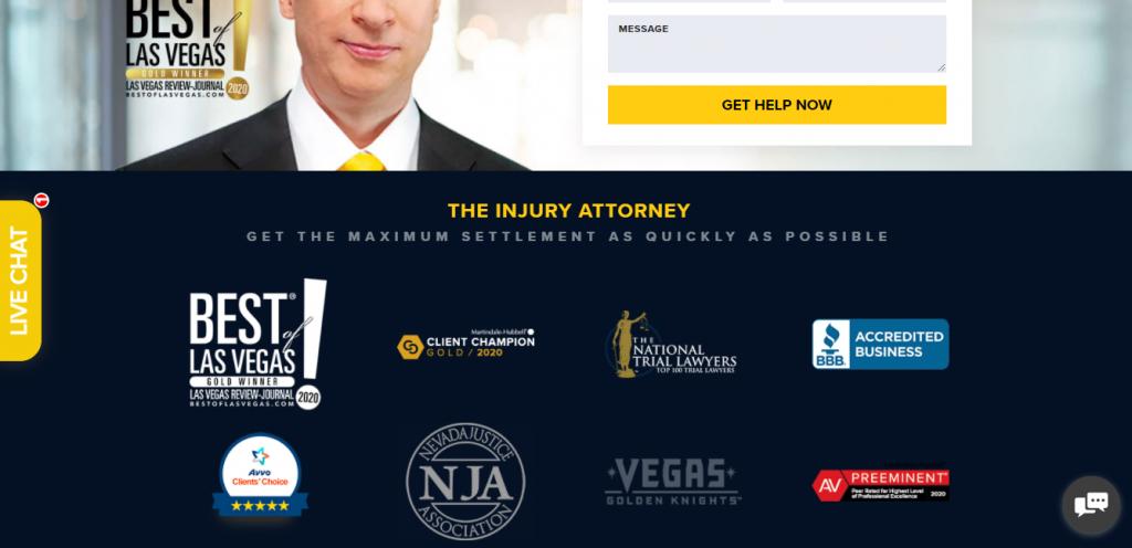 Accident & Injury Attorneys