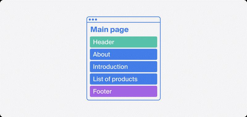Octopus Page + Content Bricks