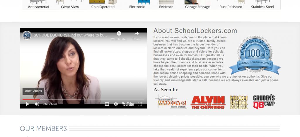 SchoolLockers
