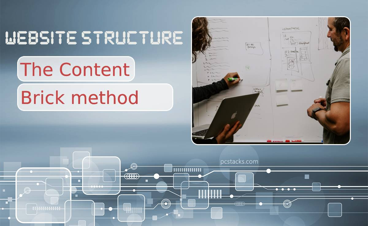The Content Brick Method: a Quicker, Easier Way of Creating a Website Structure