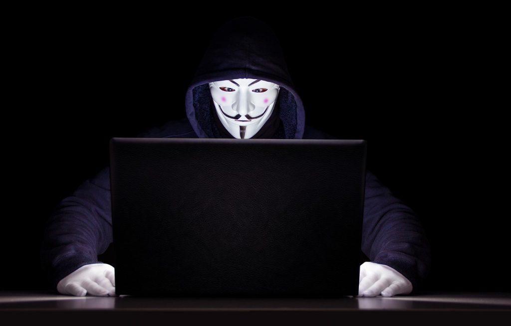 Anoymous hacker
