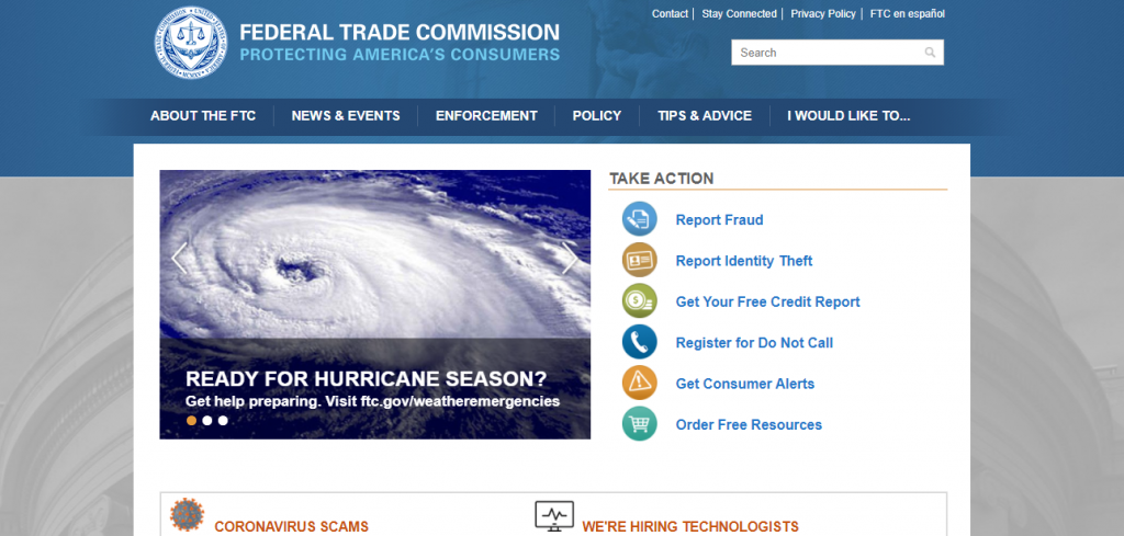 Federal Trade Commision
